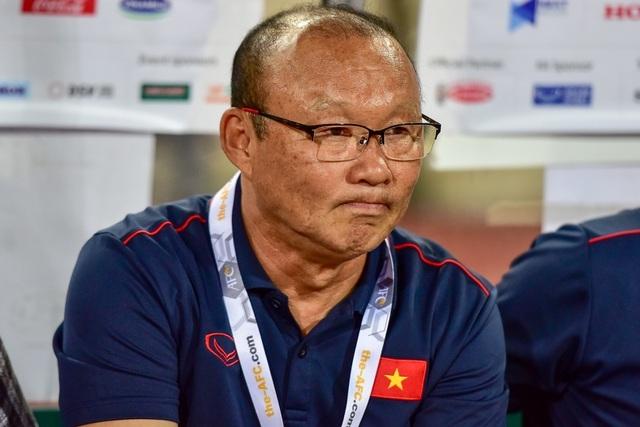HLV Park Hang Seo chỉ ra 4 cầu thủ đáng gờm của Indonesia