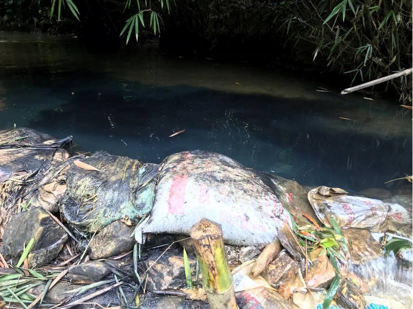 Lãnh đạo công ty nước sông Đà: 'Nước có mùi cháy khét là do hàm lượng clo cao'