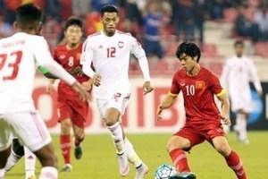 HLV UAE: 'Việt Nam rất nguy hiểm với tốc độ phản công nhanh như chớp'