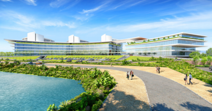 Động thổ dự án tổ hợp Y tế & chăm sóc sức khỏe công nghệ cao đầu tiên tại Việt Nam