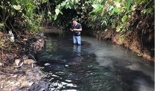 Khởi tố vụ án hình sự đổ dầu thải vào đầu nguồn nước sông Đà
