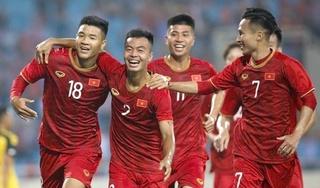Việt Nam nằm cùng bảng với Thái Lan ở SEA Games 30