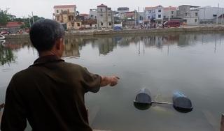 Vụ lật thuyền đạp vịt khiến 2 cháu nhỏ tử vong: Nhói lòng người đàn ông mất cả cháu nội và cháu ngoại