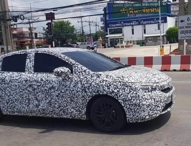 Honda City 2020 sắp ra mắt có ngoại hình lột xác thế nào2
