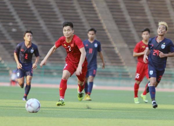 Việt Nam sẽ gặp Thái Lan ở chung kết SEA Games 30
