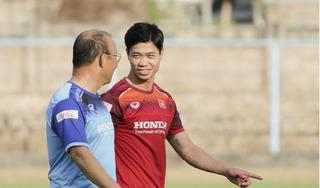Lộ lý do Công Phượng không được ra sân ở trận gặp Indonesia
