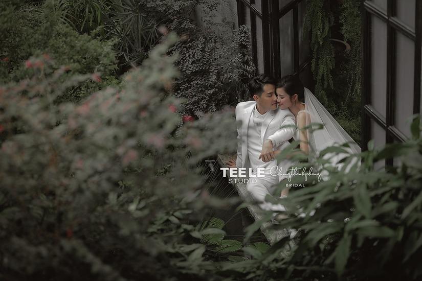 NTK Chung Thanh Phong hé lộ bộ ảnh cưới tuyệt đẹp của Đông Nhi và Ông Cao Thắng
