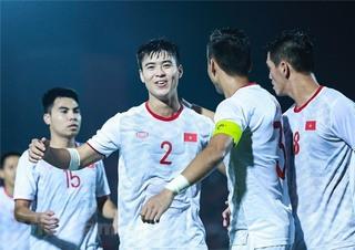 Việt Nam đứng thứ ba trong nhóm đội nhì bảng VL World Cup 2022