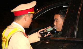 Người lái ô tô có nồng độ cồn bị phạt đến 40 triệu đồng