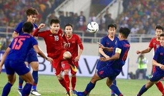 Người Thái: 'Chúng ta không thua kém Việt Nam ở VL World Cup'