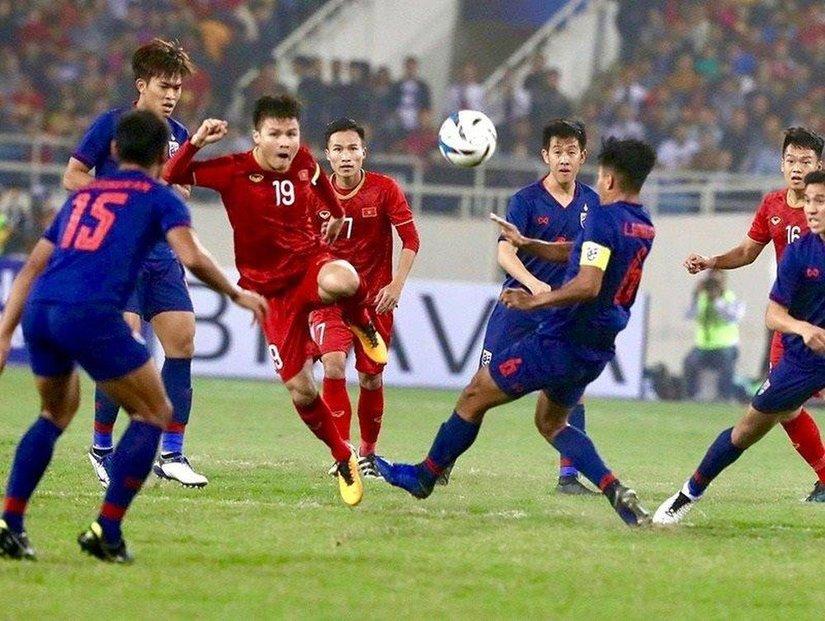 Thái Lan không thua kém Việt Nam ở vòng loại World Cup 2022
