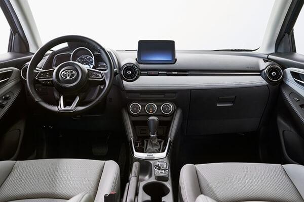 Toyota Yaris 2020 thay đổi mạnh mẽ về thiết kế và nội thất2