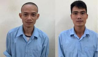 Bắt giữ 2 đối tượng gây ra 20 vụ cướp giật tài sản trên địa bàn Hà Nội