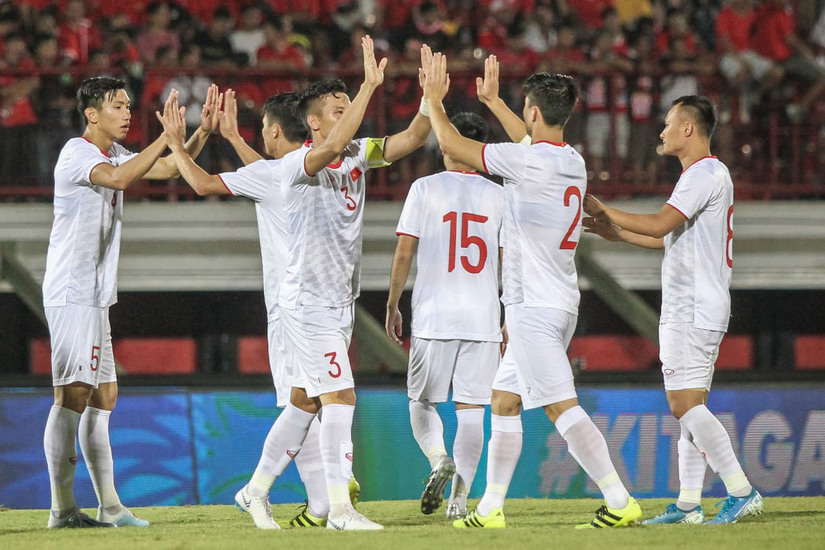 Giấc mơ World Cup của đội tuyển Việt Nam đang lớn dần