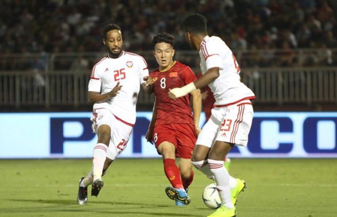 Báo UAE kêu gọi các cầu thủ đoàn kết để đối phó với Việt Nam