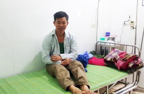 Vĩnh Phúc: Người đàn ông bị đánh nhập viện sau khi có đơn tố cáo doanh nghiệp