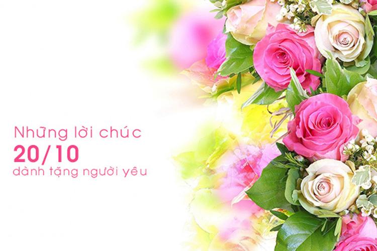 Lời chúc và quà tặng dành cho ngày phụ nữ Việt Nam 20/10