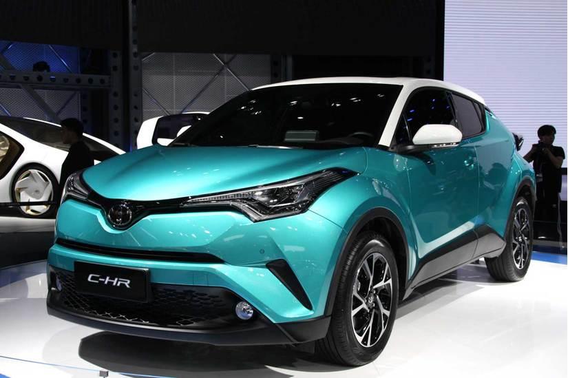 Toyota C-HR 2020 giá hơn 500 triệu đồng có điều gì đặc biệt2