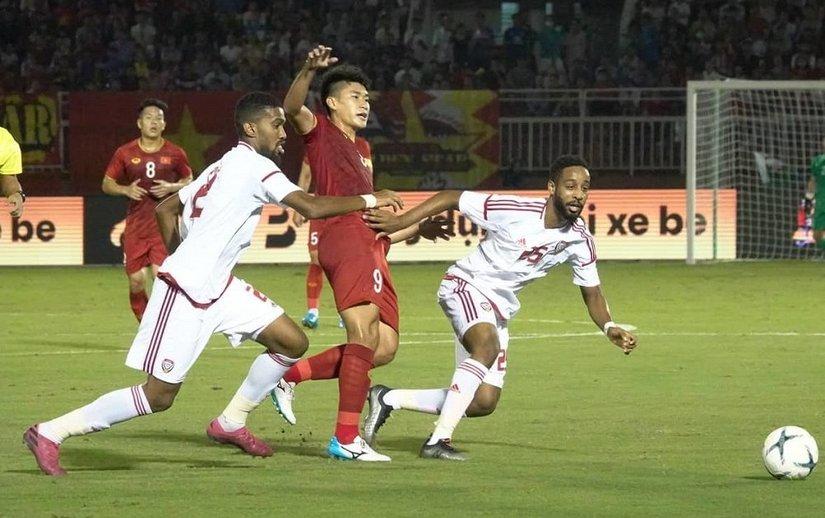 FOX Sports phiên bản châu Á nhận định rằng trận đấu với UAE