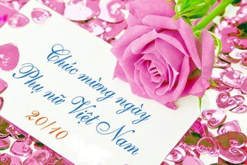 Ngày phụ nữ Việt Nam 20/10: Lời chúc và món quà ý nghĩa tặng cô giáo3