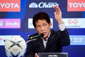 HLV Nishino tự tin cùng Thái Lan vươn tầm châu lục