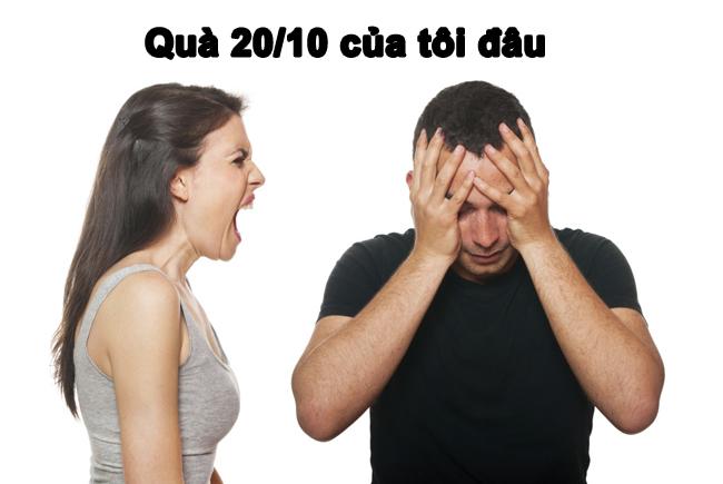 Cười rụng rốn với loạt ảnh chế đòi quà của chị em ngày 20/107