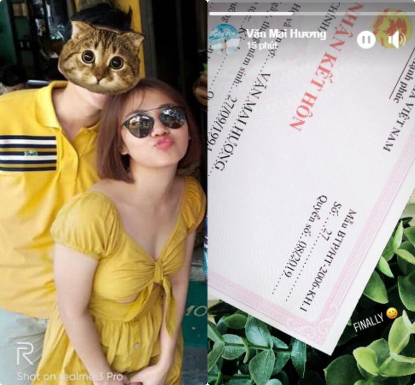 Thực hư thông tin Văn Mai Hương kết hôn Bùi Anh Tuấn