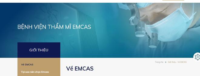 Nâng ngực tại Bệnh viện EMCAS TP.HCM, người phụ nữ tử vong