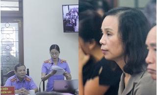 Tòa xử vụ gian lận điểm thi: Công khai tin nhắn 3 lần vợ Chủ tịch tỉnh Hà Giang 'nhờ vả'