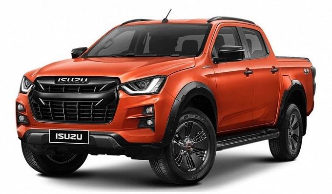 Xe bán tải thế hệ mới đối đầu Ford Ranger giá chỉ gần 400 triệu2