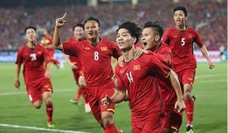 Đội tuyển Việt Nam 'vô đối' ở ĐNA dưới thời HLV Park Hang Seo