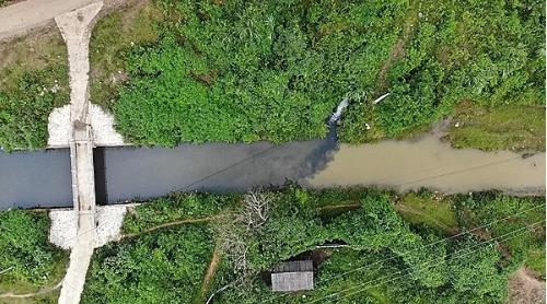 Lời khai 2 nghi phạm đổ dầu thải ra nguồn nước sông Đà