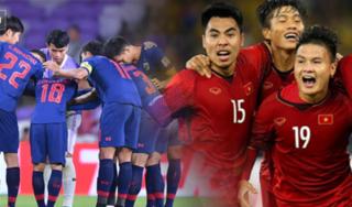 Báo Thái: 'Chúng ta thăng hạng nhưng không ấn tượng bằng Việt Nam'