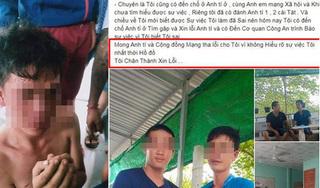Thanh niên cầm đầu nhóm hành hung ông bố bạo hành con lên tiếng xin lỗi