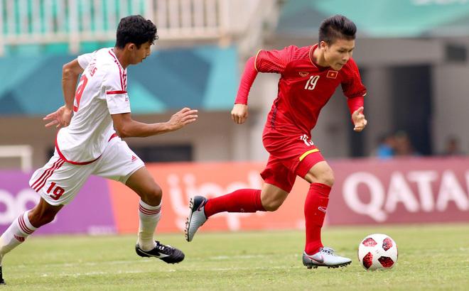 Báo chí UAE đánh giá cao đội tuyển Việt Nam