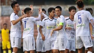 Đánh bại TP.HCM, HAGL chính thức trụ hạng V.League 2019