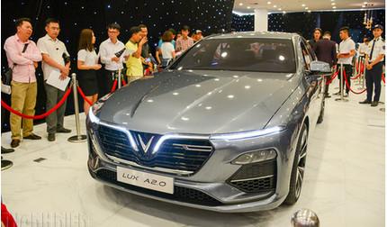 VinFast tiếp tục tăng giá xe sedan và SUV hơn 60 triệu đồng