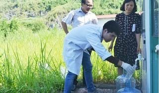 Các mẫu nước của nhà máy nước Sông Đà đều đạt quy chuẩn về styren