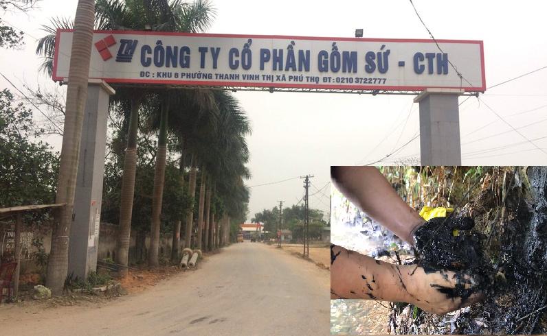 Dầu thải bị đổ trộm vào nguồn nước sông Đà được dân địa phương xin để diệt chuột