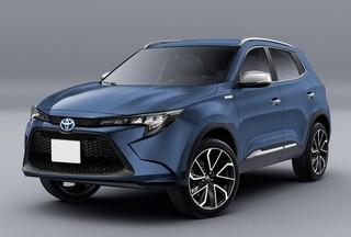 Toyota Rise sắp ra mắt có gì đặc biệt để 'đấu' Ford EcoSport?