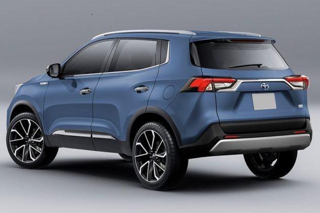 Toyota Rise sắp ra mắt có gì hay để đối đầu Ford EcoSport