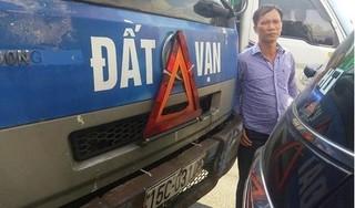 Cảm phục người đàn ông tìm tài xế gây tai nạn để trả lại 12 triệu đồng