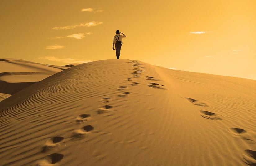 40 ngày băng sa mạc tìm bí mật hạnh phúc và câu trả lời bất ngờ2