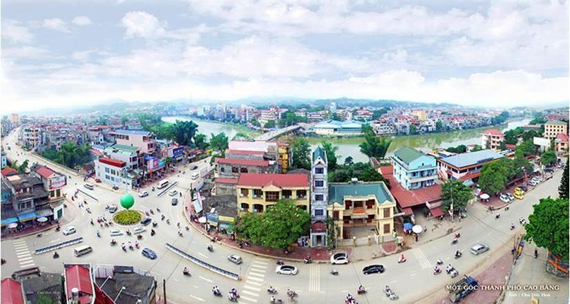 Doanh nghiệp 'quen' chuyên 'thâu tóm' đầu tư xây dựng tỉnh Cao Bằng