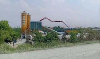 Nghịch lý ở Hà Nam: DN thuê đất thả cá để... xây dựng trạm trộn bê tông