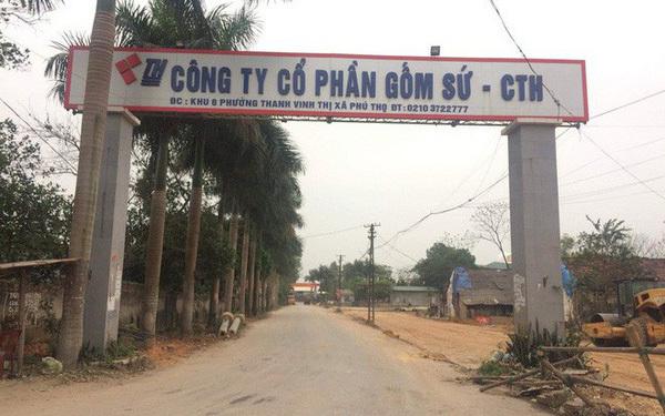 Gốm sứ Thanh Hà hỗ trợ khắc phục sự cố ô nhiễm nước sạch sông Đà nửa tỉ vì đâu?