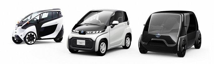 Toyota gây sốt khi ra mắt ôtô điện hai chỗ ngồi siêu tiện lợi5