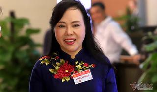 Bộ trưởng Nguyễn Thị Kim Tiến tâm tư trước giờ phút miễn nhiệm