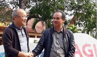 Bầu Đức: 'HLV Park Hang Seo sinh ra như để làm bóng đá Việt Nam'