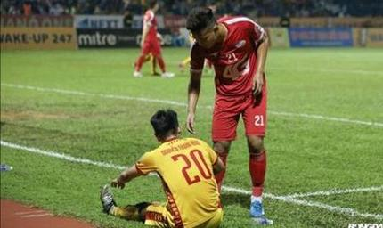 Lịch thi đấu vòng 26 V.League: Thanh Hóa khó thoát khỏi 'cửa tử'